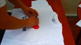 Обзор и применении бумаги для сублимации 2.0. Печать на футболке.