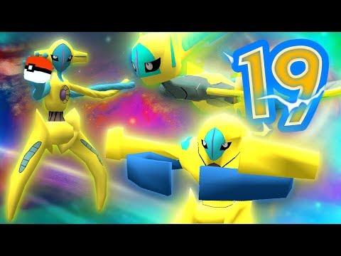 "Minecraft Pixelmon Lucky Block Island - ""DEOXYS'S DEAD WOODS!?"" - (Minecraft Pokemon Mod)"
