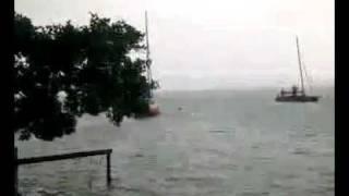 Bayerische Szenen - Landregen