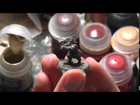 Hobby Tip - How GBHL Damian Bases his Models