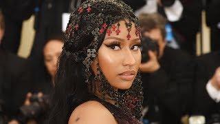 Nicki Minaj ATTACKS Travis Scott LIVE On AIR