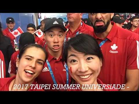 2017 SUMMER UNIVERSIADE OPENING CEREMONY - Taipei Vlog #2