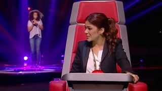 Juliana Ignácio - If I were a Boy - The Voice Kids