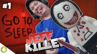 AYOKK TIDUR SAMA ABANG JEFF HEHE!!! Jeff The Killer Horror Game END [SUB INDO] ~KAGETTT!!