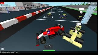 Viel Crash so Rennen - Formel 1 2014 roblox