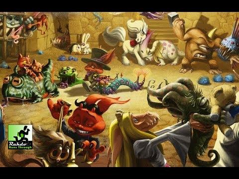 Dungeon Petz: Dark Alleys Gameplay Runthrough
