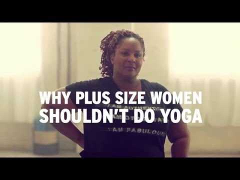 Who says plus size women can't? #iwontcompromise