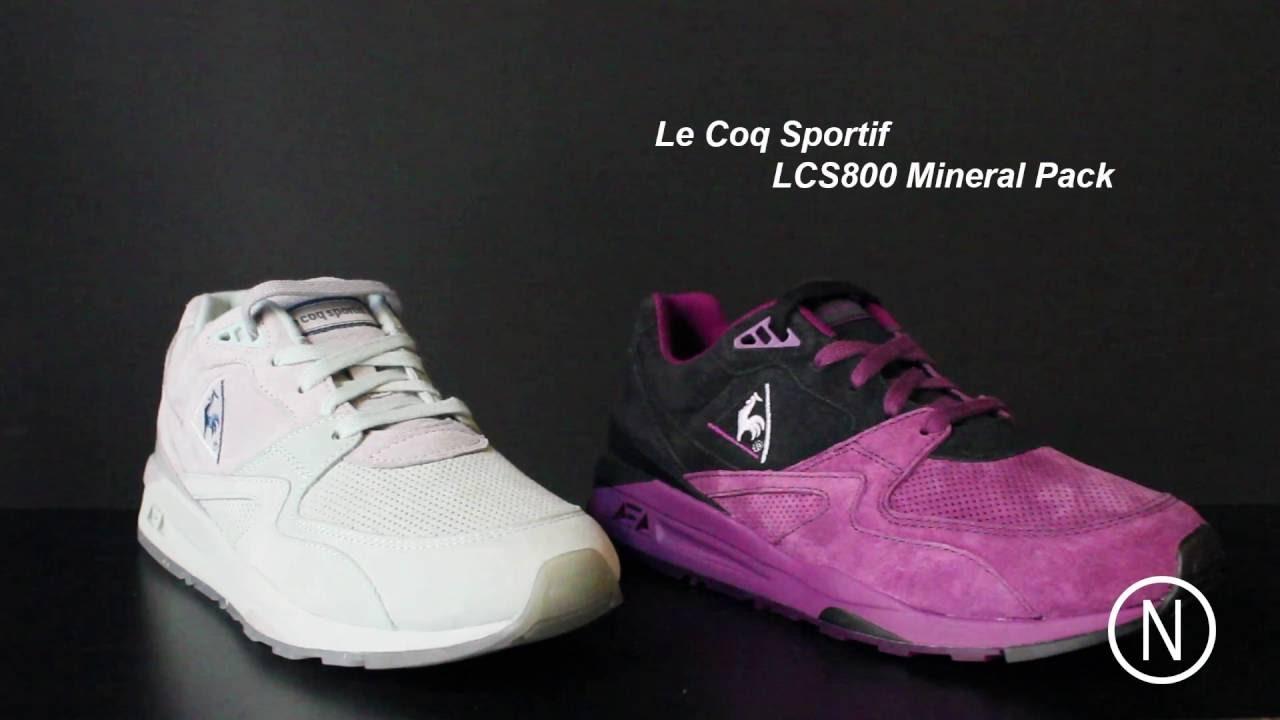 Coq Sportif Mineral