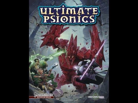 Ultimate Psionics - Dreamscarred Press | Pathfinder