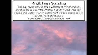 Mindfulness Sampling