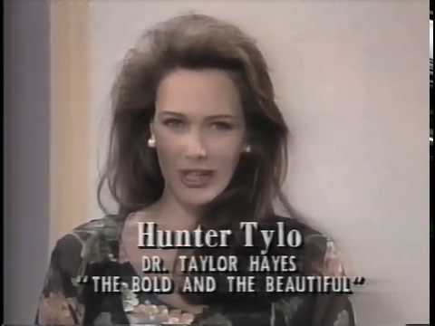 Hunter Tylo receives Sexy Soap Award 1992Tridge Restoration