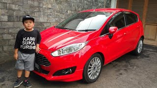 In Depth Tour Ford Fiesta Facelift Ecoboost 1.0 (2014) - Indonesia
