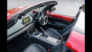 New Mazda MX 5 RF UK Concept 2017 - 2018 Review, Photos, Exhibition, Exterior and Interior