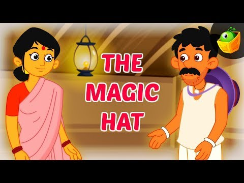 The Magic Hat | World Folktales In English | MagicBox English Stories