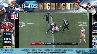 San Francisco 49ers vs Seattle Seahawks FULL HD GAME Highlights Week 13