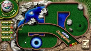 Nabisco/Candystand Mini Golf - Defunct Browser Games
