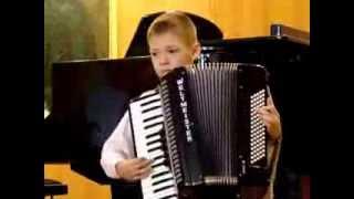Медведев Максим,8 лет,ДМШ им Д.Кабалевского,преп.Дементьева И.А.