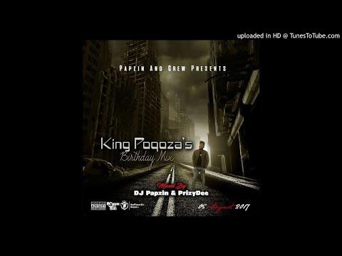 Papzin & Crew - King Poqoza's Birthday Mix (Mixed By DJ Papzin & PrizyDee) (05 August 2017)