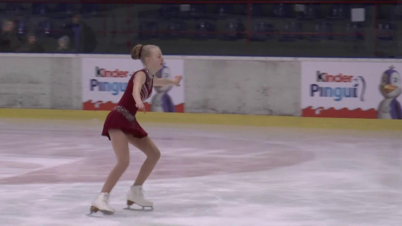 Download 5 Emilia DUSZYNSKA Solistki Mlodziezowa Srebrna FS Puchar Debicy Amatorow 2019