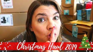 CHRISTMAS HAUL 2019 // Amazon Haul // Shop With Me