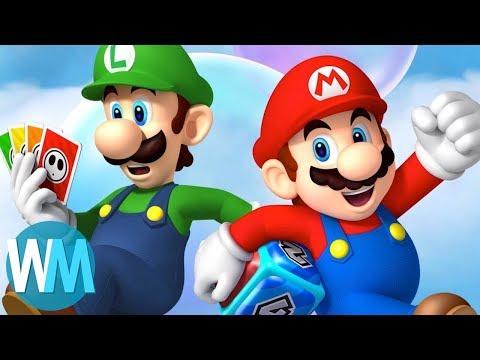 Top 10 WORST Mario Party Mini-Games