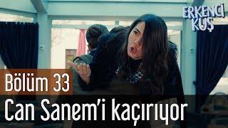 Erkenci Kuş 33. Bölüm - Can Sanem'i Kaçırıyor