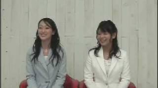 上野なつひ・小町桃子 ヘリコプター篇 (08) メイキング&インタビュー 小町桃子 検索動画 3