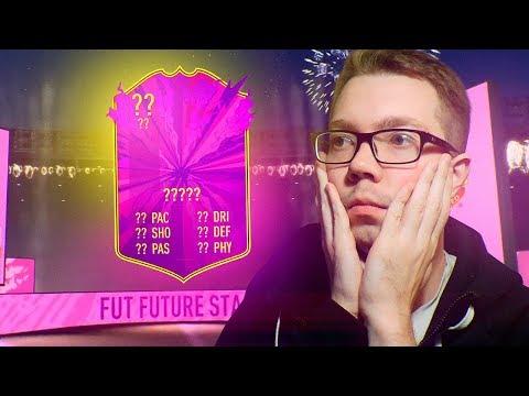 ПОЙМАЛ FUTURE STARS КАРТУ - ПАК НА 800К в FIFA 20