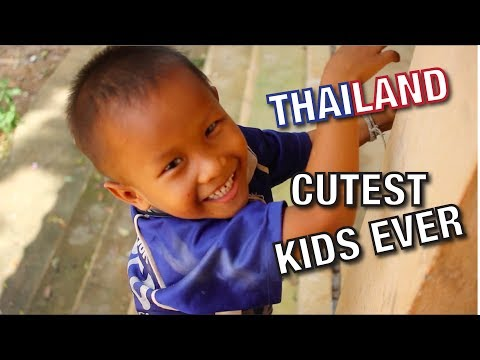 THAILAND Pt 1 | Hill Tribe Ministry