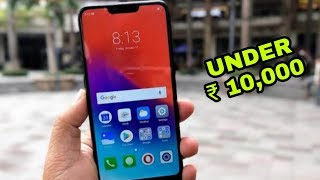 Top 5 Best Smartphones under ₹10,000 |2019| 4GB RAM | 64GB ROM | 5000mAh Battery | 16MP Front Camera