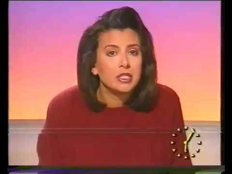 TV-AM 23/12/1992 Good morning Britain (VHS Capture)