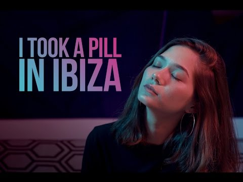 I Took A Pill In Ibiza - Mike Posner | BILLbilly01 ft. Violette Wautier Cover