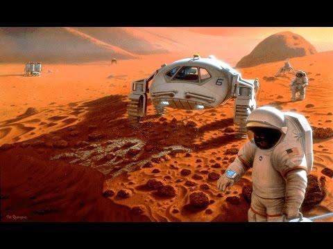 TOP Secret Colonization On Mars   HD Full Documentary
