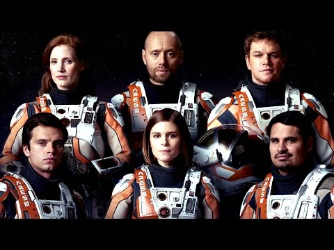 """""""Earth isn't our final resting place"""" - THE MARTIAN (2015)"""