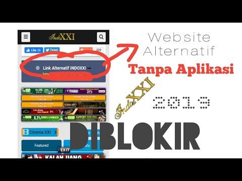 IndoXXi DIBLOKIR!!! Ini Solusi Website Alternatifnya Tanpa Aplikasi