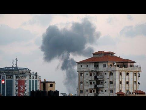 إتفاق على إعادة التهدئة في قطاع غزة بين حماس وإسرائيل  - نشر قبل 29 دقيقة