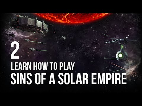 Learn How To Play Sins of a Solar Empire: Rebellion pt 2