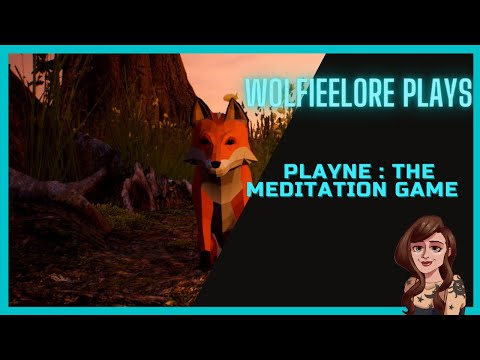 Let's Play PLAYNE : The Meditation Game |