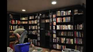 Timelapse Personal Library Move