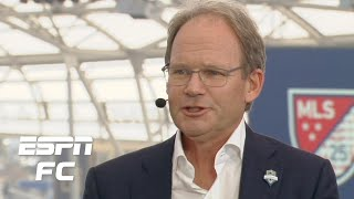 Seattle Sounders coach Brian Schmetzer talks MLS Cup success and Chicharito | Major League Soccer