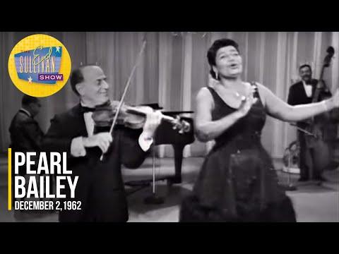 "Pearl Bailey ""Indian Love Call"" on The Ed Sullivan Show"