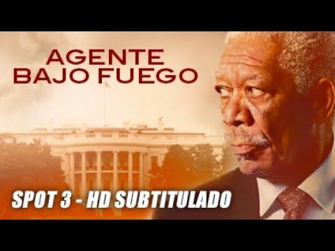 Agente Bajo Fuego - Spot 3 Subtitulado HD