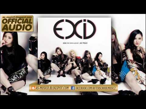 [MP3/DL]01. EXID - Ah Yeah (아예0) [AH YEAH Mini Album Vol. 2]