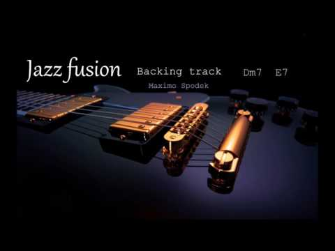 JAZZ FUSION BACKING TRACK IN Dm FOR PRACTICE AND SOLO IMPROVISATION thumbnail