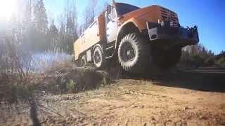 Самый проходимый грузовик