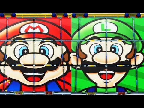 Super Mario Party - Minigames - Mario Vs Peach Vs Rosalina Vs Daisy