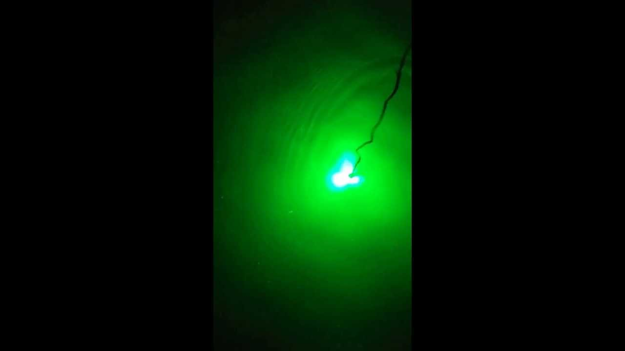 أضواء لجذب السمك الفيديو 2 the hydro glow fishing lights - youtube, Reel Combo