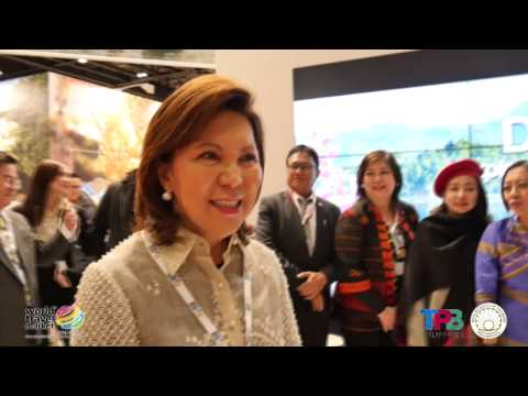The Philippines at World Travel Market 2016 - London, United Kingdom