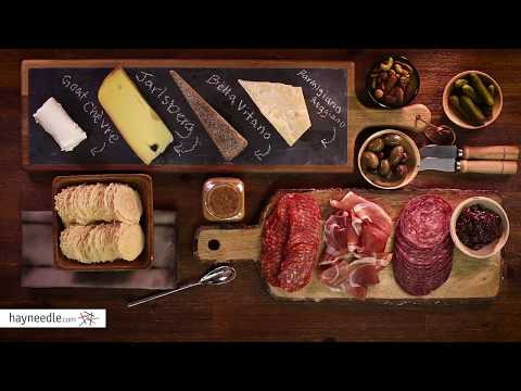 How to Make a First-Class Charcuterie Board