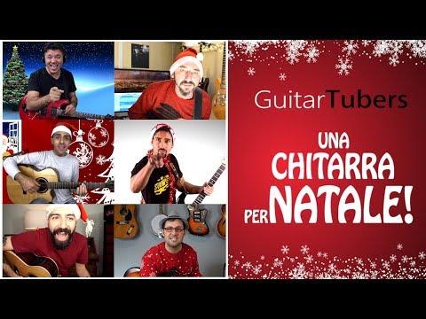 """GuitarTubers - """"Una Chitarra per Natale"""" - Official video"""